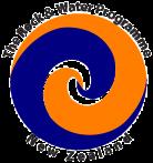 Rock and Water New Zealand double koru logo