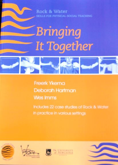 The Bringing it Together book of case studies from Rock and Water programmes